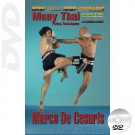 DVD Muay Thai BoranTechniques Sautées