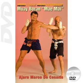 DVD Muay Thai Boran Mae Mai Vol 1