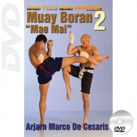 DVD Muay Boran Mae Mai Vol2