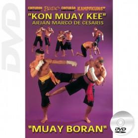 DVD Muay Thai Boran Kon Muay Kee
