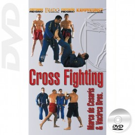 DVD Cross Fighting Muay Thai & Brazilian Jiu Jitsu