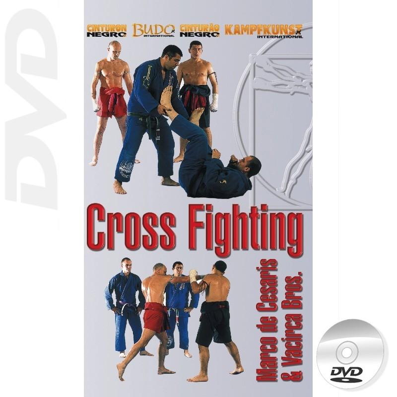 DVD Cross Fighting Muay Thai & Brazilian Jiu Jitsu
