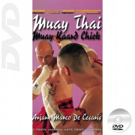 DVD Muay Thai Boran Muay Kaard Chiek
