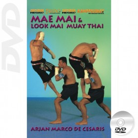 DVD Mae Mai & Look Mai Muay Thai