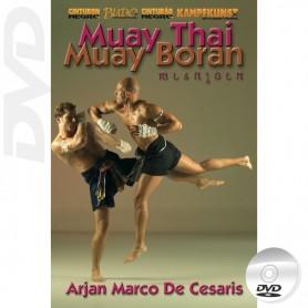DVD Muay Thai Boran Techniques de Coude