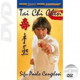 DVD Tai Chi Chen Xia Jia Pao Chuie Forma