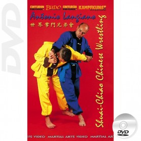 DVD Bao-Din Shuai Chiao Advanced Program