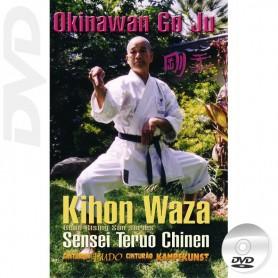 DVD Goju Ryu Karate Vol 1 Kihon Waza
