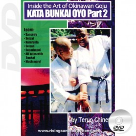 DVD Goju Ryu Karate Vol 4 Bunkai -2