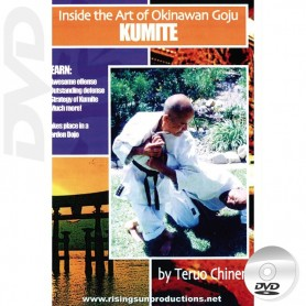 DVD Goju Ryu Karate Vol 5 Kumite