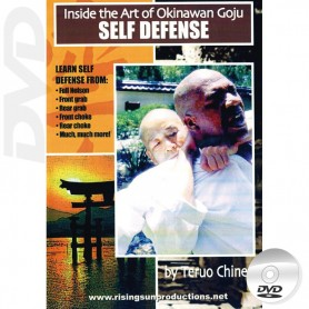 DVD Goju Ryu Karate Vol 6 Self Defense