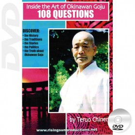 DVD Goju Ryu Karate Vol 7 Interview