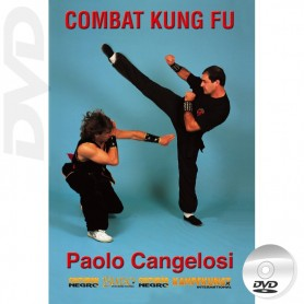 DVD Combat Kung Fu Free Style