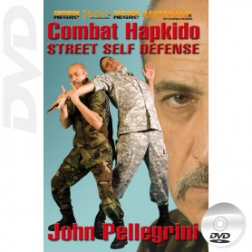 DVD Combat Hapkido Self Defense