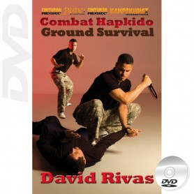 DVD Combat Hapkido Ground Survival