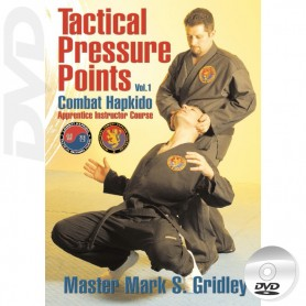 DVD Combat Hapkido Tactical Pressure Points Program Vol1
