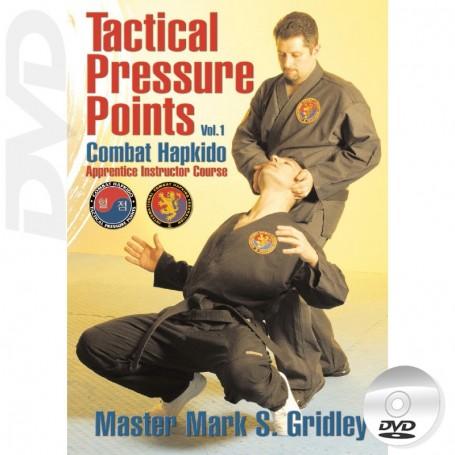 DVD Combat Hapkido Tactical Pressure Points Program Vol1