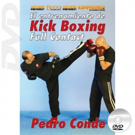 DVD The training of Kick boxing and Full Contact