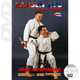 DVD Kansen Ryu Self Defense