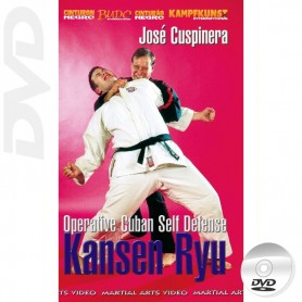 DVD Kasen Ryu Operative Self-Defense Vol 2