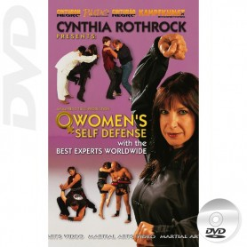 DVD Self Défense Féminine