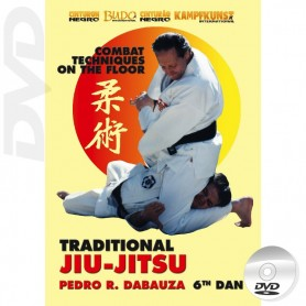 DVD Traditional Ju Jitsu Vol.4 Combate no Chão