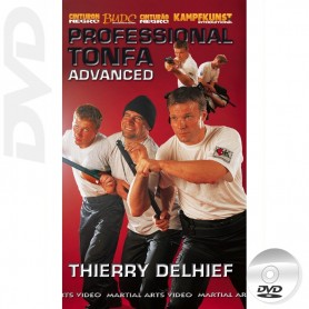 DVD Advanced Professional Tonfa