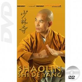 DVD Shaolin Kung-Fu Shi De Yang Interview