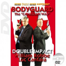 DVD Bodyguard The Canadian Way Double Impact Protection
