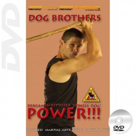 DVD Dog Brothers Power Development