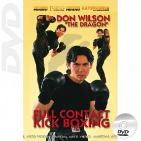 DVD Full Contact & Kick Boxing