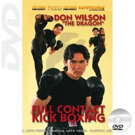 DVD Full Contact & Kick Boxing