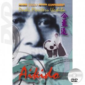 DVD Aikido Moriteru Ueshiba Interview y Seminar