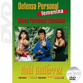DVD Self Défense Féminine Kenpo