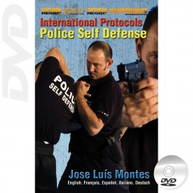 DVD Police Self Defense