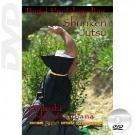DVD Bugei Shuriken-Jutsu
