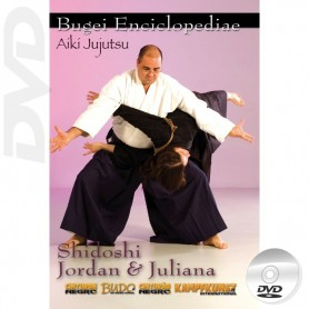 DVD Bugei Aiki Jujutsu Vol 2