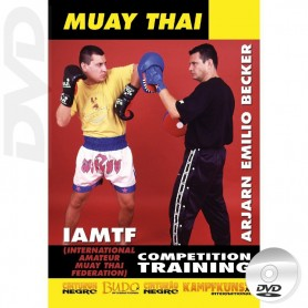 DVD Muay Thai Competition Training