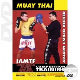 DVD Muay Thai Entrainement pour Compétition
