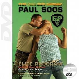 DVD Elite Combat Program Hand to Hand Combat