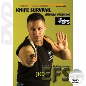 DVD Knife Survival Evolution Fighting Systems