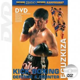 DVD Kick Boxing Defensas y Contras