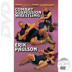 DVD Combat Submission Wrestling Vol 1