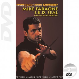 DVD JKD Seal Program Hand to Hand combat