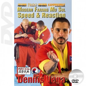 DVD Modern Farang Mu Sul How to develop Speed and Reaction