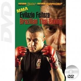 DVD Brazilian Thai Boxing