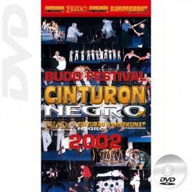 DVD Budo Martial Arts International Festival 2002
