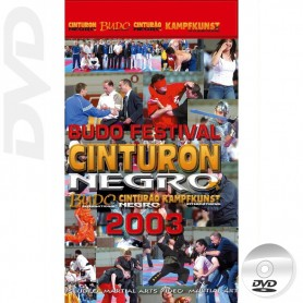 DVD Budo Martial Arts International Festival 2003