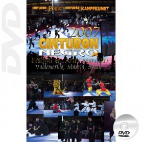 DVD Budo Martial Arts International Festival 2007