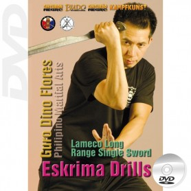 DVD Lameco Eskrima Single Sword